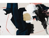 Damien Vignaux / Strokes for Institude Magazine