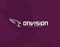 Onvision | Nova Identidade Visual