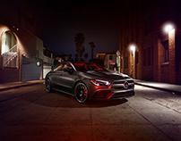 Mercedes-AMG CLA35