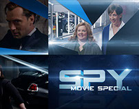 Spy: Movie Special