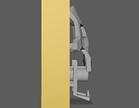 R6S Blackbeard Keychain