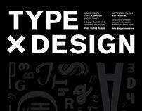 TYPE x DESIGN