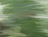초록 회오리 / Green Whirlwind