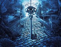 Gate Keepaz Dietro il Cancello - Album Cover