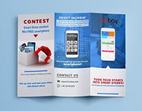 brochure ( printing design )
