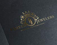 Fareed Jewelers Logo Concept