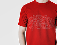 Icon Set and T-Shirt