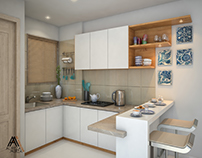 3D Studio Apartment