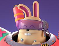 Warrior Rabbit Gaming