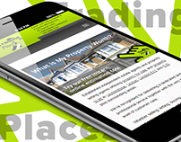 Trading Places - WordPress Website