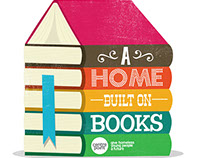 A HOME BUILT ON BOOKS - CENTREPOINT