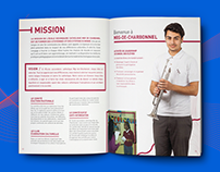 Yearly Prospectus Campaign—Conseil scolaire catholique