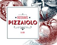 Pizzaiolo Restaurant Branding