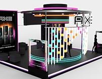 AXE Booth for EDC 2015