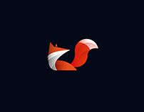 Fox Logo Design Vol.3