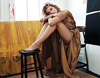 Abbey Lee for Vogue Korea / Raf Stahelin