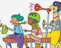 International Cartoon Festival 2015 | contest