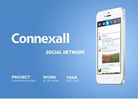 Connexall Social Network