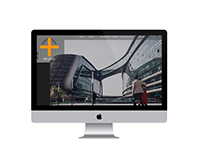 ARC PLUS website design
