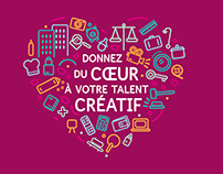 SAXOPRINT FRANCIA Creative Awards 2018
