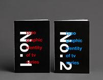 Typografische Identität von TV-Serien