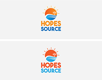 Hopes Source Colorful LOGO for sale