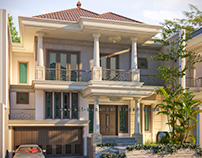 Design & Build Mr. Joshua Bennet Graha Family Surabaya