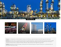 Kempstar - Website design