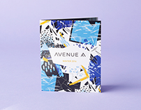 ADIDAS AvenueA Packaging design