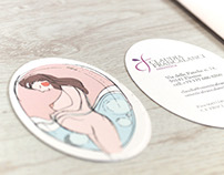 Claudia Francalanci obstetrician - branding