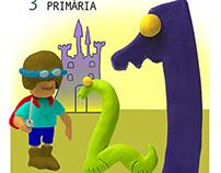 Ilustraciones para libro de texto