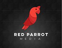 Red Parrot Media - Logo & Branding