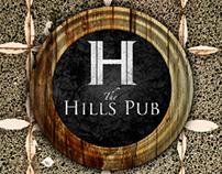 Hills Pub Identity