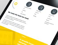 Line Industries, website