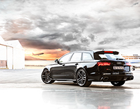 2015 Audi RS6 | Audi South Africa
