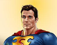 Superman: 80 Years Anniversary