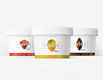 PACKAGING & CI IWICE FITNESS ICE