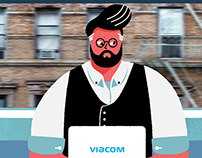Viacom Screens Loops