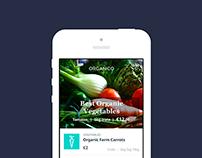 Organico - Online Shopping App