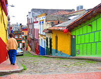 Candelaria Bogotá Colombia