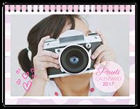 Calendario de Escritorio 2017