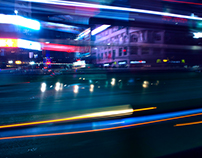 Estudio de movimiento - Photo series