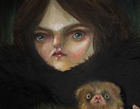 Ferret Girl