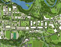 Cornell University Comprehensive Campus Master Plan