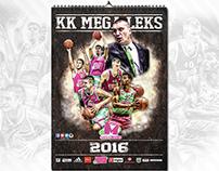BC MEGA LEKS CALENDAR 2016