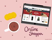 Online Shopper | Unibees