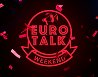 Eurotalk Weekend - Branding