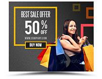 Banner - Best Sale Offer
