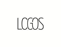Selection 30 Minimal Logos. Start 2011 - 2014