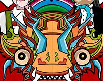 VI Festival Mundial de Folclore | 2014